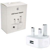Apple Original A1399 Travel Adapter 5V/1A  New Retail Box