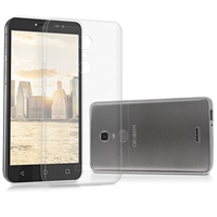 Alcatel A3 Shockproof Transparent Gel Case