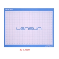 Lensun Adhesive Cutting Mat Blue