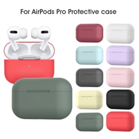 Apple AirPod Pro TPU Hard Protective Case Red
