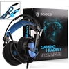 Sades Updated A70 USB Stereo Gaming Headset With Noise Reduction and Breathing Light