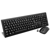BD-1600 Essential Wireless Office Keyboard and Mouse Combo Black