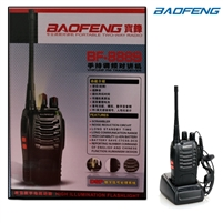 Boafeng BF-888S Two-Way Radio 400-470MHz Walkie Takie