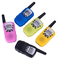 Boafeng BF-T388 Two-Way Walkie-Talkie Mix Design