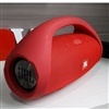 XL BoomBox Portable Outdoor Bluetooth Speaker Red