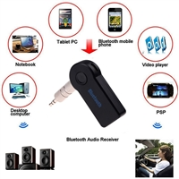 Bluetooth Transmitter With 3.5mm Aux Audio Output