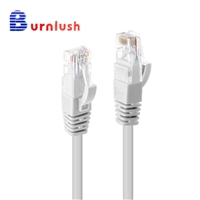 Burnlush Ethernet CAT6 UTP 3M White