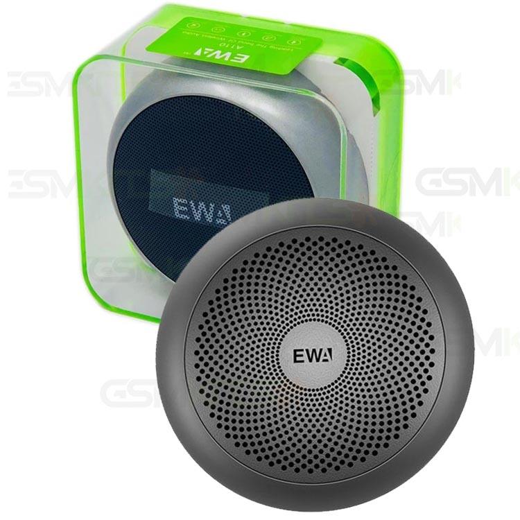 Ewa A110 Super Bass Mini Bluetooth Speaker Grey