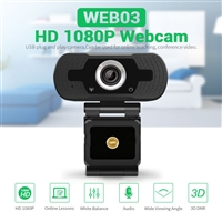 LitBest B2 Full HD 1080P WebCam