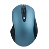 Robotsky G-189 2.4GHz Optical Wireless Mouse Blue