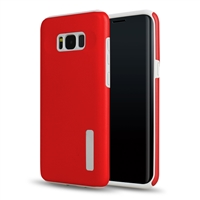 Galaxy A10/M10 Dual Pro Case Red