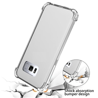 Galaxy A50 Shockproof Transparent Gel Case