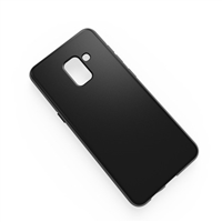 Galaxy A8 (2018) A530F Gel Case Black