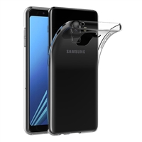 Galaxy M20 Transparent Gel Case