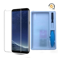 Galaxy Note 10 Nano Liquid UV Glue Tempered Glass