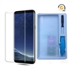 Galaxy S10 5G Nano Liquid UV Light 3D Full Glue Tempered Glass