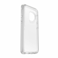 Galaxy S10 Hard Case HeavyDuty Symmetry Design Case Transparent