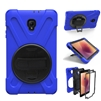 "Galaxy Tab S6 Lite 10.4"" (2020) (P610/P615) Defender Case With Holder 360 Rotation Blue"