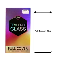 Galaxy S8 5D Full Glue Tempered Glass