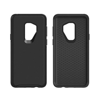 Samsung S9 Plus Hard Case HeavyDuty Symmetry Design Black