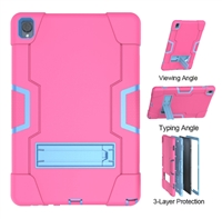 "Galaxy Tab A7 10.4"" (T500/T510) Hard Case Survivor with Stand Rose"