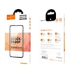 Hoco A11 iPhone 8/7/6 Narrow Edges 3D Tempered Glass Black