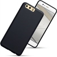 Huawei P10 Lite Gel Case Black