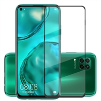 Huawei P40 5D Full Cover Tempered Glass Black