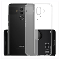 Huawei P20 Lite Gel Case Transparent