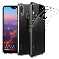 Huawei P20 Ultra Thin Transparent TPU Case
