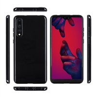 Huawei P30 Lite Gel Case Black