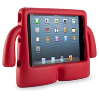 "Universal 7"" iGuy Kids Shockproof Sponge Case Red"