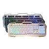 iMICE AK-400 Mechanical Wired USB Gaming Keyboard Gold