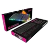 iMICE AK-700 Retro Punk Backlight Wired USB Gaming Keyboard Black