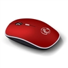 iMICE G-1600 Plus 2.4g Silent Slim Wireless Mouse Red