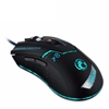 iMICE X8 Colourful LED 1600DPI 6 Buttons USB  Wired Optical Gaming Mouse Black