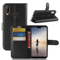 "iPhone 12 Mini (5.4"") Wallet Case Black"