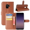 "iPhone 12 Mini (5.4"") Wallet Case Brown"