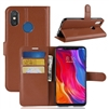 iPhone 11 Pro Max (6.5 inch) Wallet Case Brown