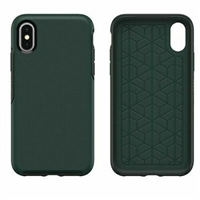 iPhone 11 (6.1 inch) Hard Case HeavyDuty Symmetry Design Green