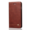 iPhone 6/6S Vintage Retro Wallet Case Coffee