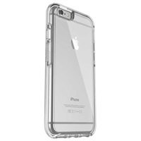 iPhone SE/8/7/6 Hard Case HeavyDuty Symmetry Design Clear