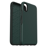 iPhone SE/8/7/6 Hard Case HeavyDuty Symmetry Design Dark Green