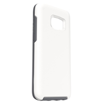 iPhone SE/8/7/6 Hard Case HeavyDuty Symmetry Design White