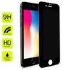 iPhone 7/8 3D Full TempeRed Glass Privacy Black