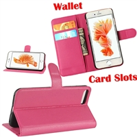 iPhone XS Max Wallet Case Rose