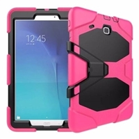 iPad 9.7'' (2018/17) Hard Case Survivor Rose