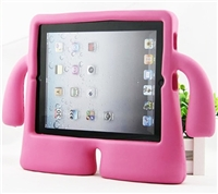"iPad 9.7"" Universal iGuy Kids Shockproof Sponge Case Pink"