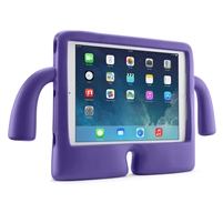 iPad Mini 1/2/3/4/ 5(2019)  iGuy Two Hand Hold Case Purple