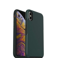 iPhone XS/X HeavyDuty Symmetry Design Case Green
